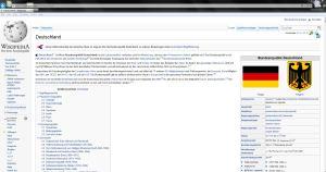 die brd uf wikipedia